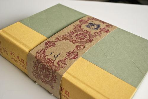 Book wrapper