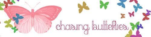 Blogging butterflies