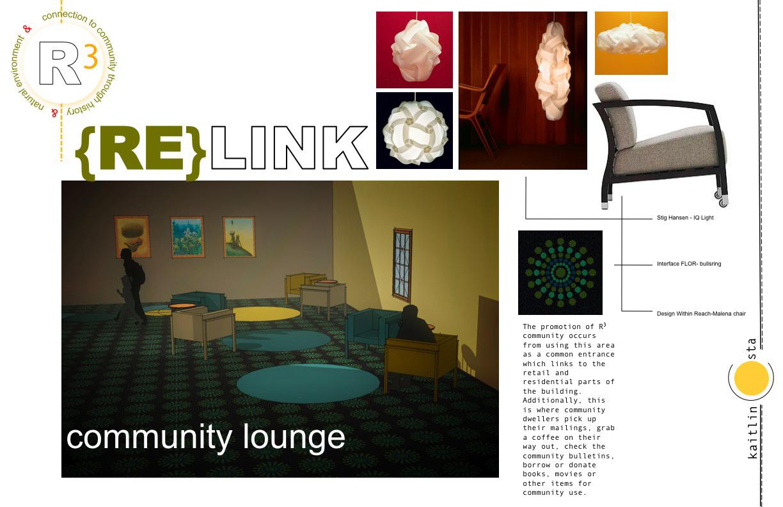 Capstone lounge
