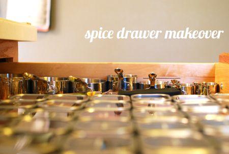 Spicedrawer