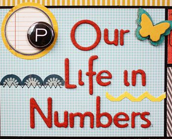 Our life in numbers 4