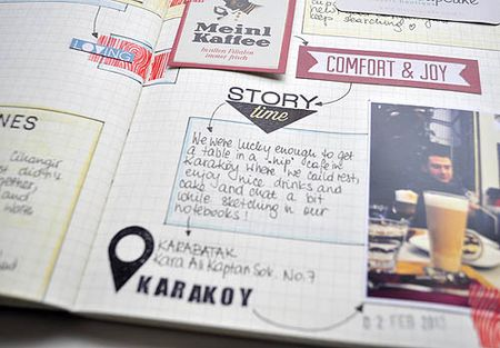 Memory journal Kasia Tomaszewska 3