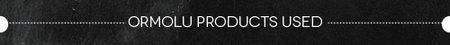 Ormolu_productsused
